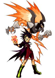 Jack and Corvus