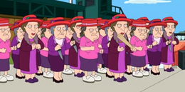 Old Ladies With Red Hats and Purple Dresses.png