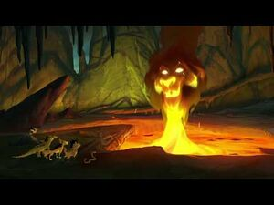 The Lion Guard The Scorpions Sting - Scar's Plan Scene -HD-