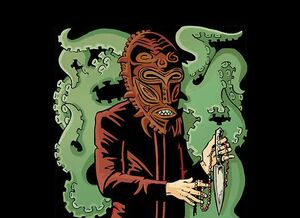 The Masked Messenger