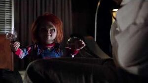 Three Chucky's scene - Cult of Chucky