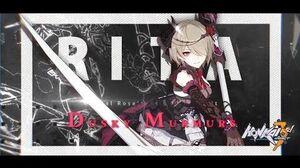 🖤 Umbral Rose's outfit Dusky Murmurs 🖤 - Honkai Impact 3rd
