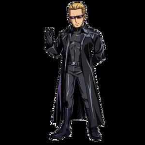 Albert Wesker (Resident Evil 5)