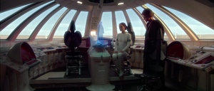 Anakin Kenobi hologram