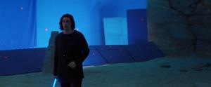 Ben Solo - behind the scenes