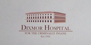 Dixmor asylum logo