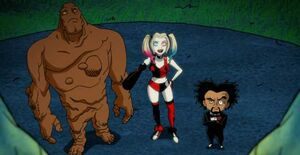 HARLEY QUINN Rounds Out Her Gang