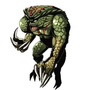 Hunter α (Clan Master)