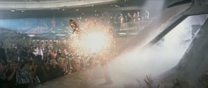 Sarris Explodes