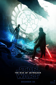 Throne room Poster