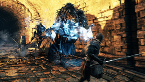 Chariot Chase Dark Souls 2