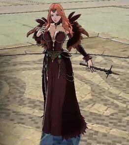 Cornelia's in-battle sprite 6