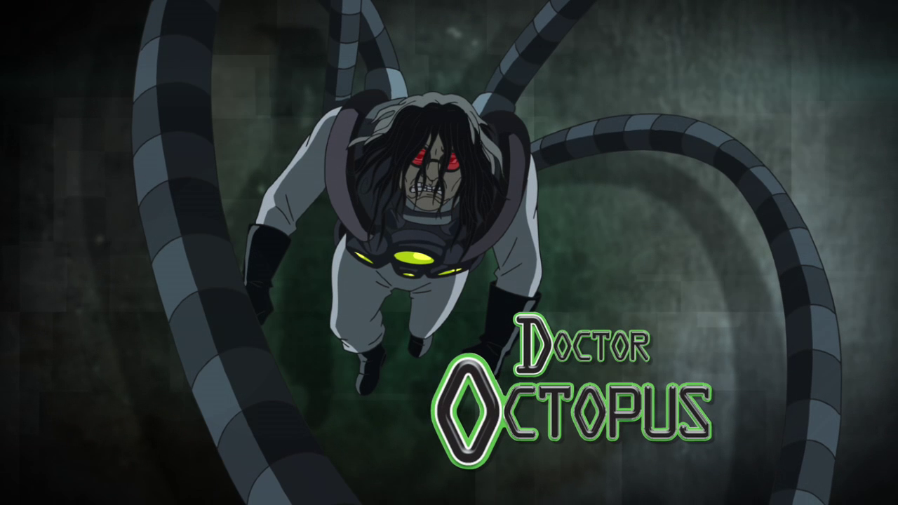 Doctor Octopus (2010 Marvel Animated Universe)