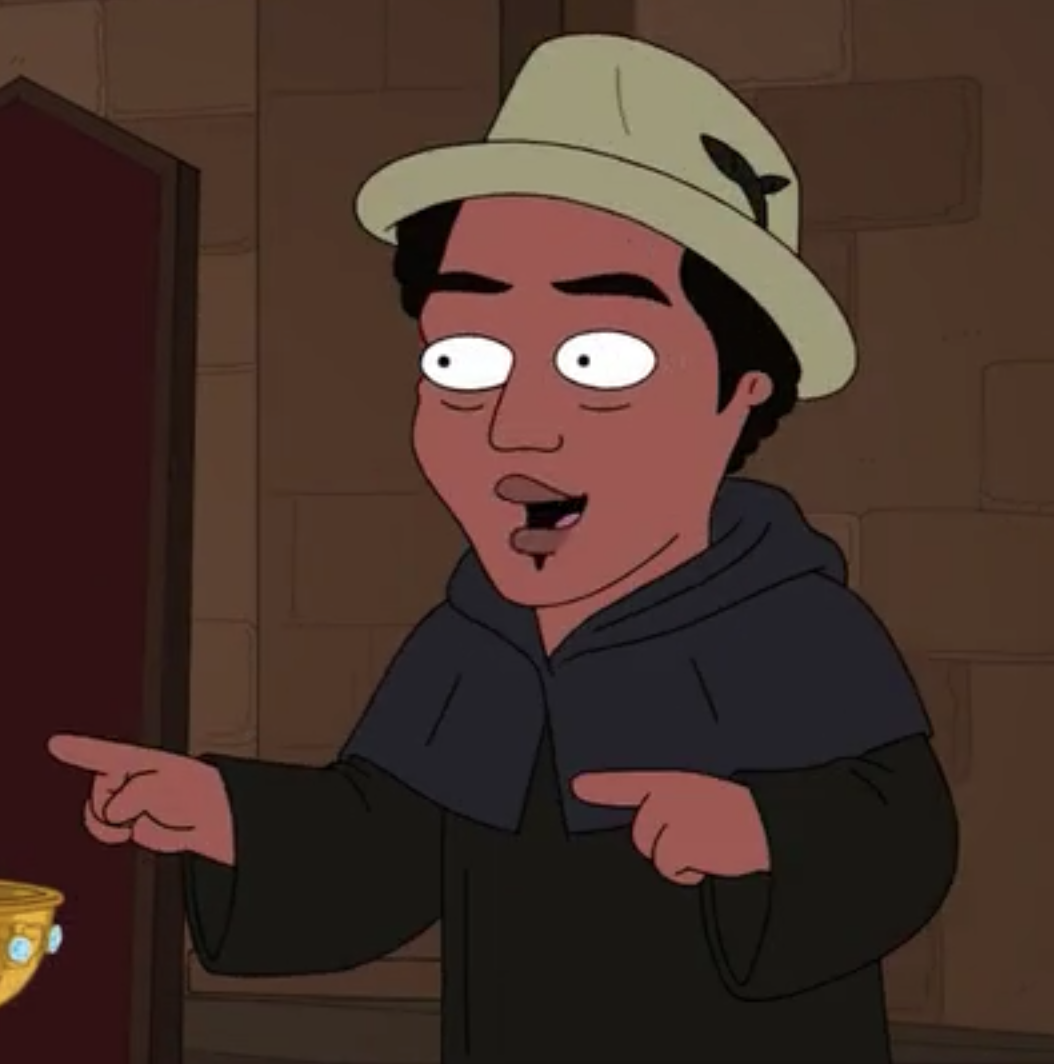 Bruno Mars (The Cleveland Show)