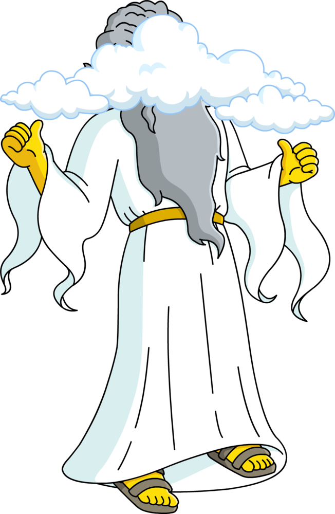 God (The Simpsons)
