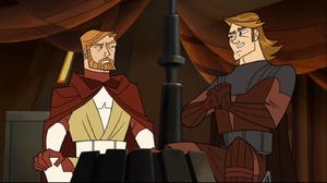 Skywalker Kenobi reconassance