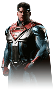 Superman injustice 2 render