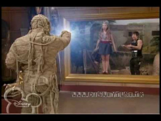 The Mummy (Wizards of Waverly Place)