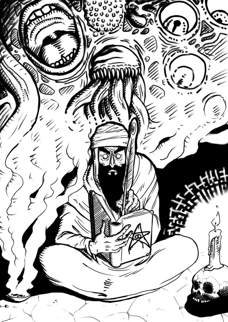 Abdul Alhazred (Lovecraft)