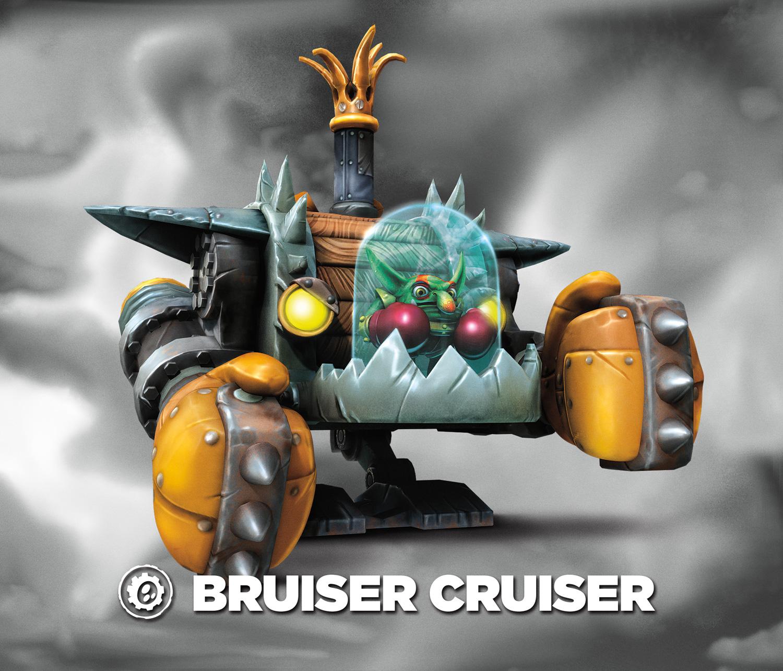 Bruiser Cruiser