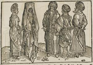 Erhard Reuwich Sarazenen 1486