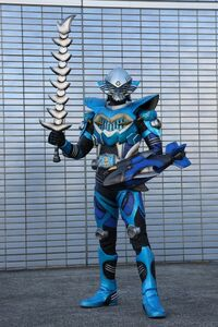 Kamen Rider Abyss 3