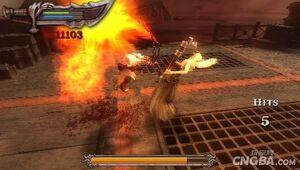 Kratos vs Charon
