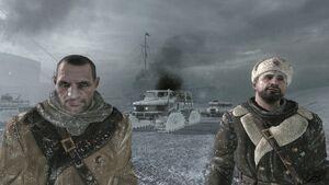 Kravchenko and Dragovich in Project Nova
