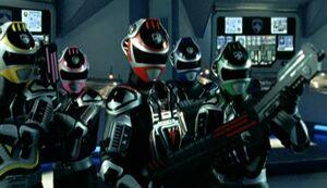 PRSPD A-Rangers