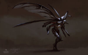 Parademon concept artwork 2
