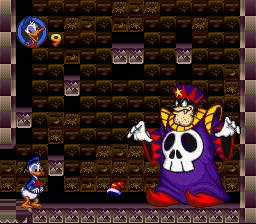 SNES--Donald Duck Mahou no Boushi Apr4 7 11 58