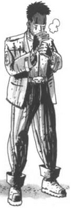 Triad Member (Mutant Chronicles, Mishima Sourcebook)