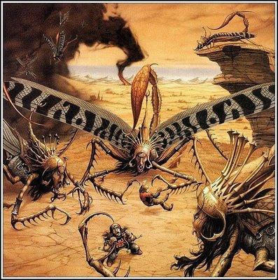 Locusts of Abaddon