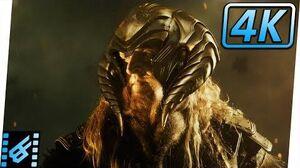 Asgardians vs Dark Elves Opening Scene Thor The Dark World (2013) Movie Clip