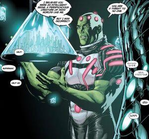 Brainiac New Earth 012