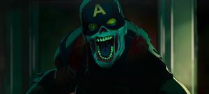 Captain America (Zombie) 01