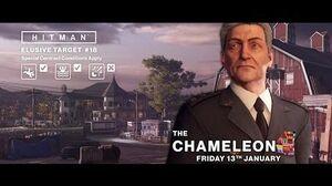 HITMAN Elusive Target 18 The Chameleon