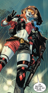 Harley Quinn Prime Earth 01