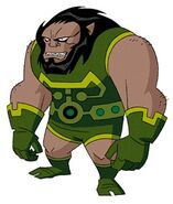 Kalibak animated
