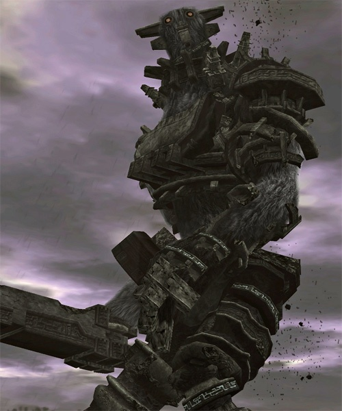 Gaius (Shadow of the Colossus)