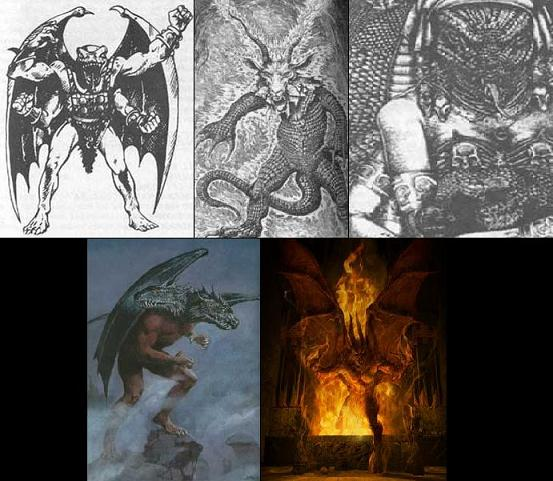 Demon Princes of Titan