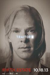 The Fifth Estate Character Poster (4)