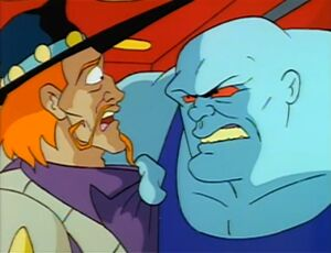 Abobo angry with Willy