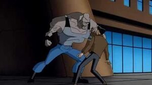 Batman Beyond Big time's Betrayal