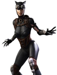 Catwoman Prime Universe