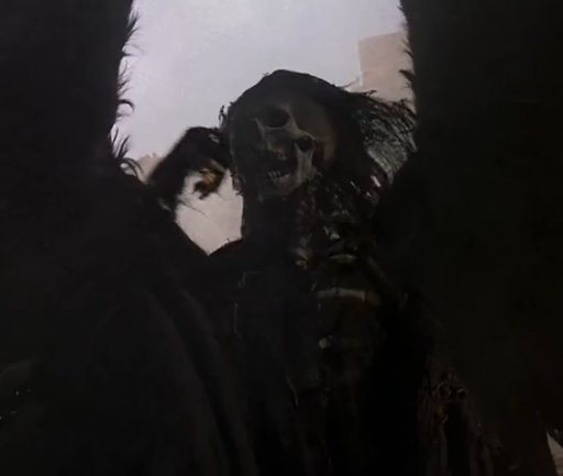 Angel of Death (The Adventures of Baron Munchausen)