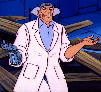Doctor Arkeville