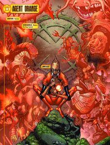 Orange Lantern Corps 02