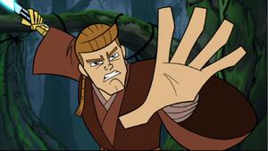 Skywalker Force push