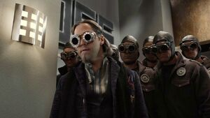 Tick Tock With His Minions